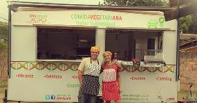 DNA Vegan Food Truck