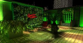 Heineken Up On The Roof - Garden Edition