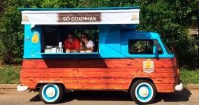 Só Coxinhas Food Truck