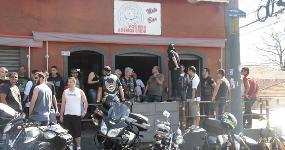 Por uma América Unida Moto Bar