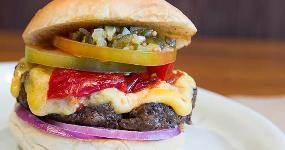 Meat Chopper Burgers