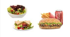 Top Taste Sanduíches e Saladas
