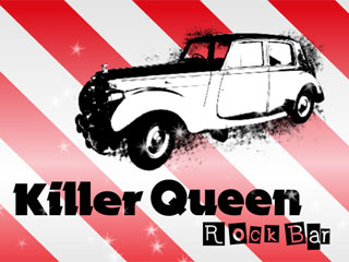 Killer Queen Rock Bar
