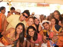 Balada: Fotos do Bloco da Praia no Carnaval de Ouro Preto / MG com a presença de MR CATRA, MOLEJO e DJ CÉLIO NEGRÃO
