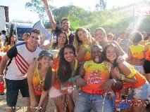 Balada: Show com a Banda Asa, Show do Naldo e presença de DJ Nero no Bloco da Ladera no Carnaval 2013 em Ouro Preto / MG