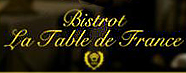 Bistrot La Table de France