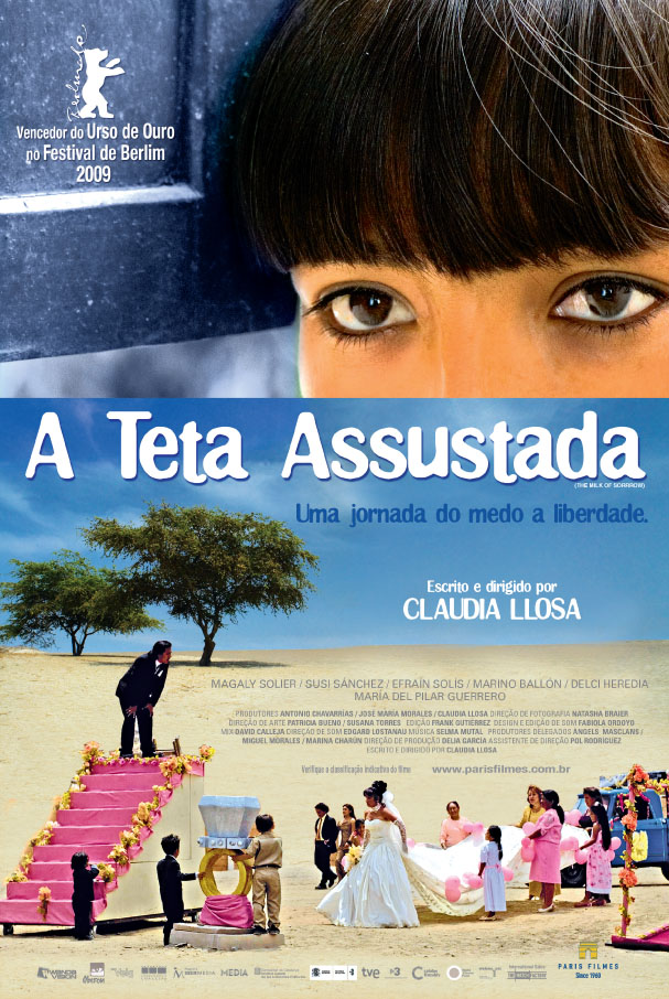 Baixar Filmes Download   A Teta Assustada (Dual Audio) Grtis