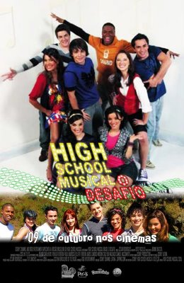 Filme: High School Musical 4: O Desafio