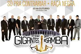 Gigantes do Samba – Só para Contrariar e Raça Negr