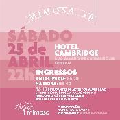 Festa Mimosa SP - Edição Noite