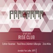 RISE CLUB TOUR BRAZIL 2015