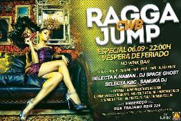 Ragga Jump Cwb @ WNK Bar