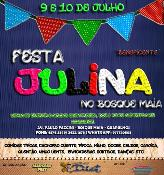 FESTA JULINA NO BOSQUE MAIA    BENEFICIENTE  DIET